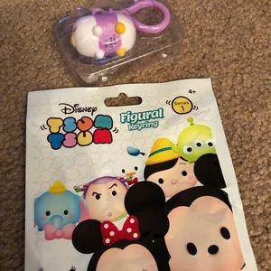 Disney Tsum Tsum Series 1 - Figural Keyring Daisy